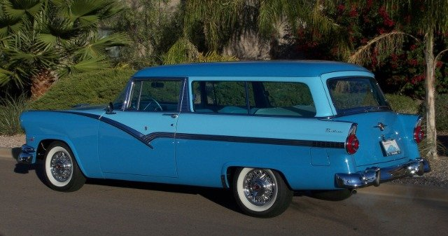 Used cars gilbert used pickup trucks phoenix scottsdale for 1956 ford wagon 2 door
