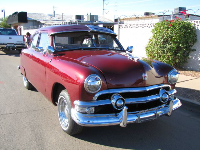 Used cars gilbert used pickup trucks phoenix scottsdale for 1951 ford 4 door sedan