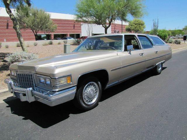 1976 Cadillac Brougham