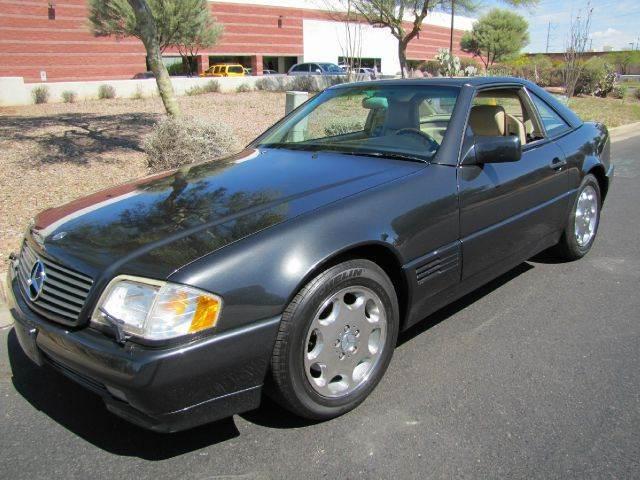 Convertibles for sale in gilbert az for Mercedes benz gilbert az