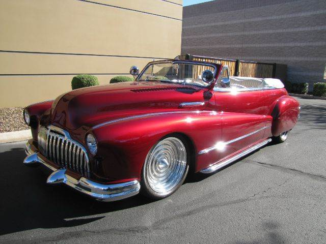 1946 Buick Super 8
