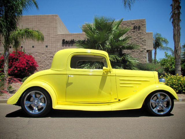 Used 1935 chevrolet astro in chandler az at steel dreamz for 1935 chevrolet 3 window coupe