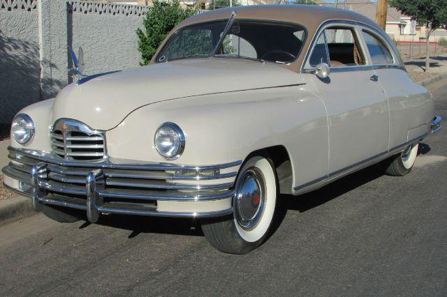 1948 Packard Deluxe Club Sedan