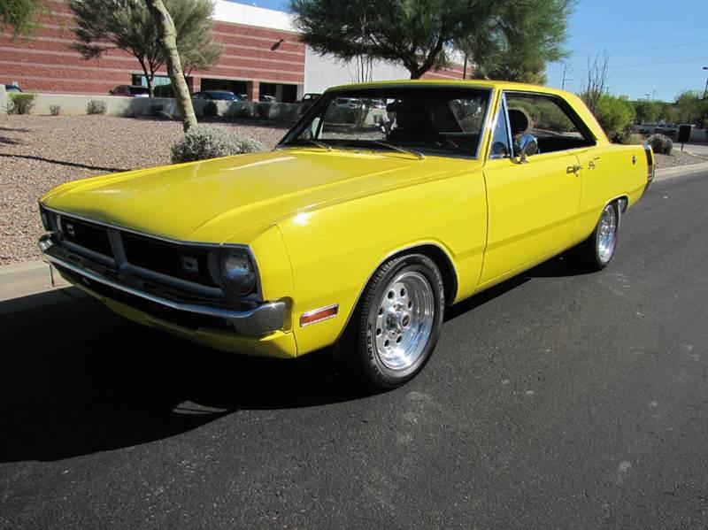 1970 dodge dart swinger in chandler az steel dreamz. Cars Review. Best American Auto & Cars Review