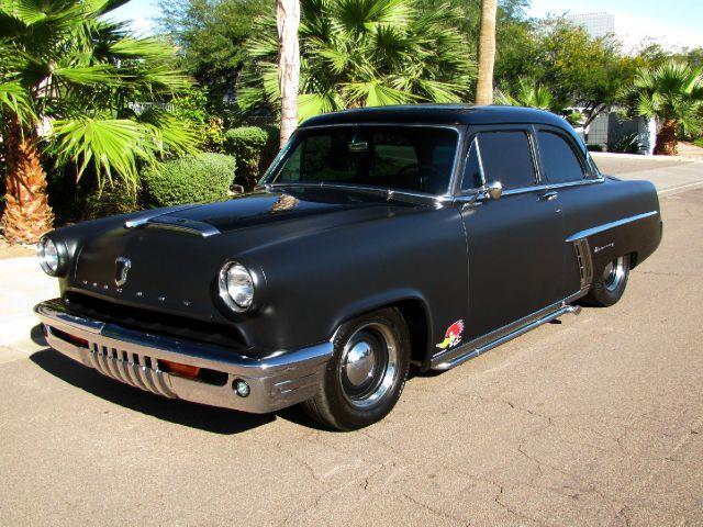 1952 Mercury Sedan