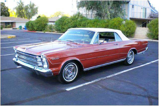 1966 Ford Galaxy 500 7 Liter