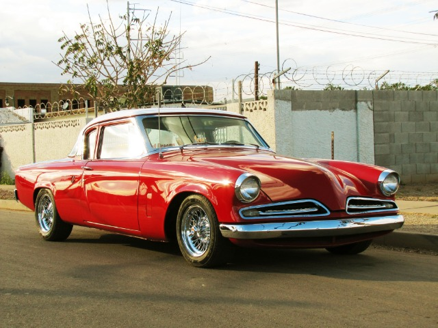 Used cars gilbert used pickup trucks phoenix scottsdale - 1953 studebaker champion starlight coupe ...