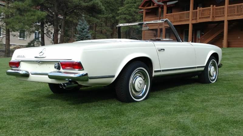 1966 mercedes benz sl class hardtop convertible in for Mercedes benz of chandler az