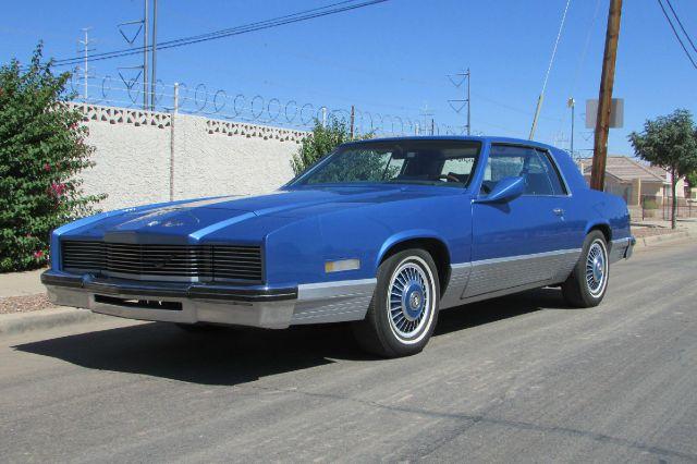 Used 1981 cadillac eldorado for sale blue 1981 cadillac eldorado