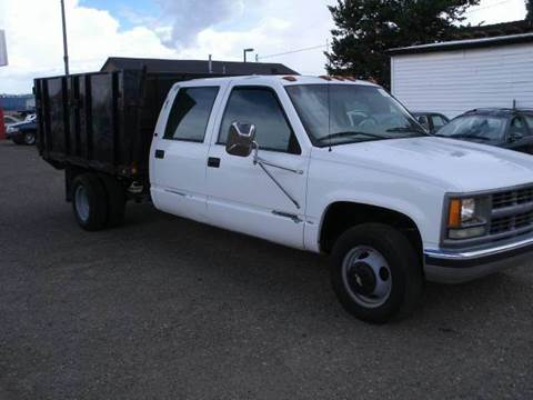 1998 Chevrolet C/K 3500 Series for sale in Prescott AZ