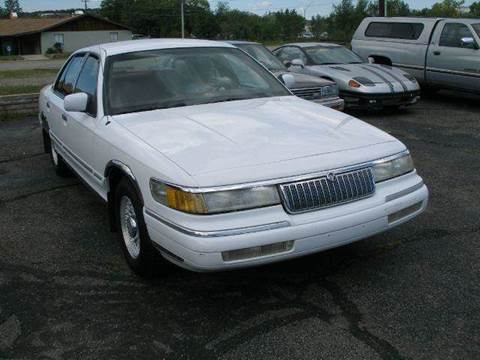 1993 Mercury Grand Marquis for sale in Prescott AZ
