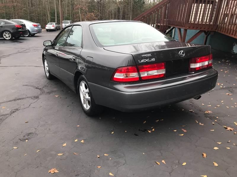2000 Lexus ES 300 4dr Sedan - Hickory NC