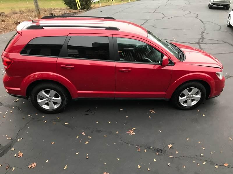 2012 Dodge Journey AWD SXT 4dr SUV - Hickory NC