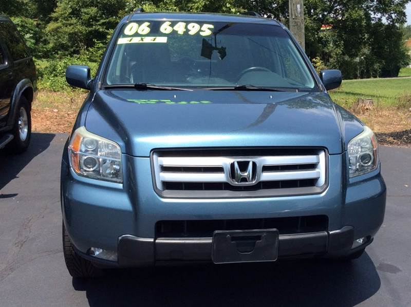 2006 Honda Pilot EX-L w/Navi 4dr SUV 4WD - Hickory NC