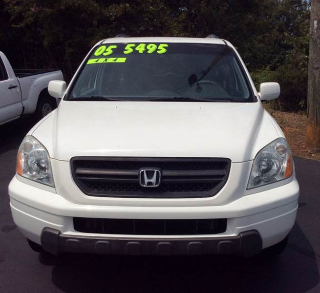2005 Honda Pilot 4dr EX-L 4WD SUV w/Leather - Hickory NC