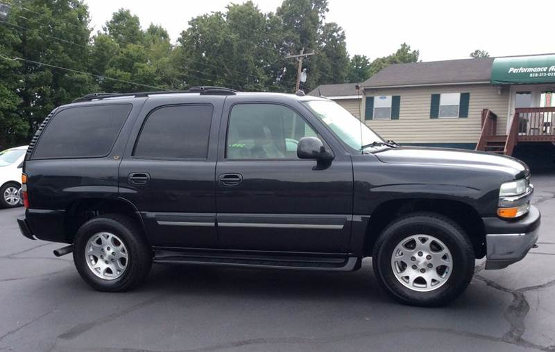 2004 Chevrolet Tahoe LT 4WD 4dr SUV - Hickory NC