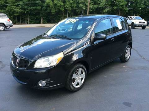 2009 Pontiac G3 for sale in Hickory, NC