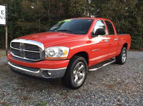 2006 Dodge Ram Pickup 1500 for sale in Hickory, NC