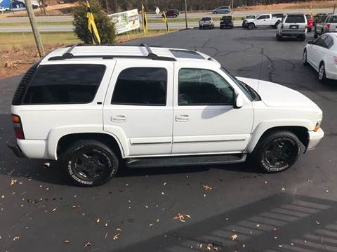 2004 Chevrolet Tahoe for sale in Hickory, NC