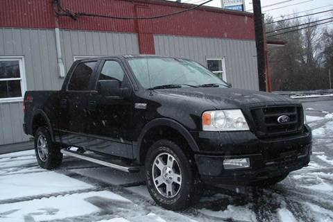 2005 Ford F-150 for sale in Lowell, MA