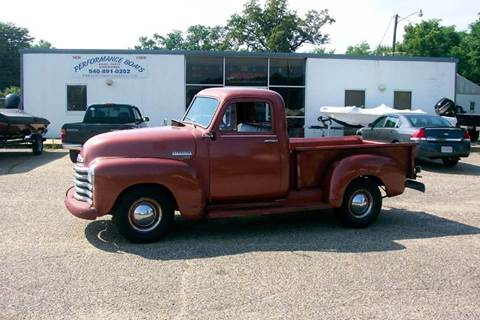 1949 Chevrolet Apache