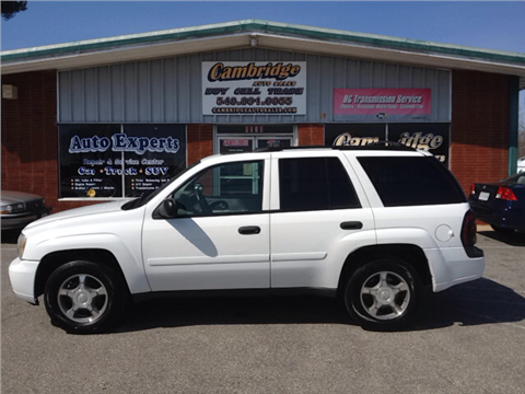 Cambridge Auto Sales Used Cars Spotsylvania Va Dealer