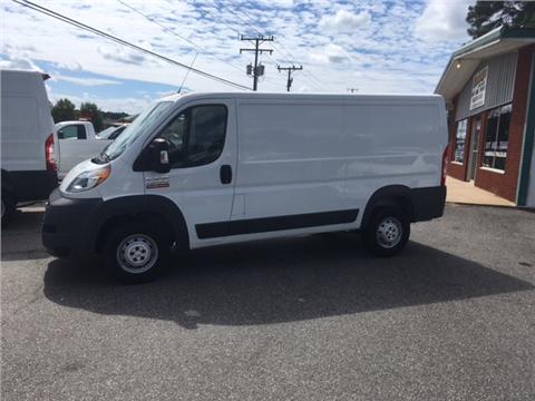 2015 RAM ProMaster Cargo for sale in Spotsylvania, VA