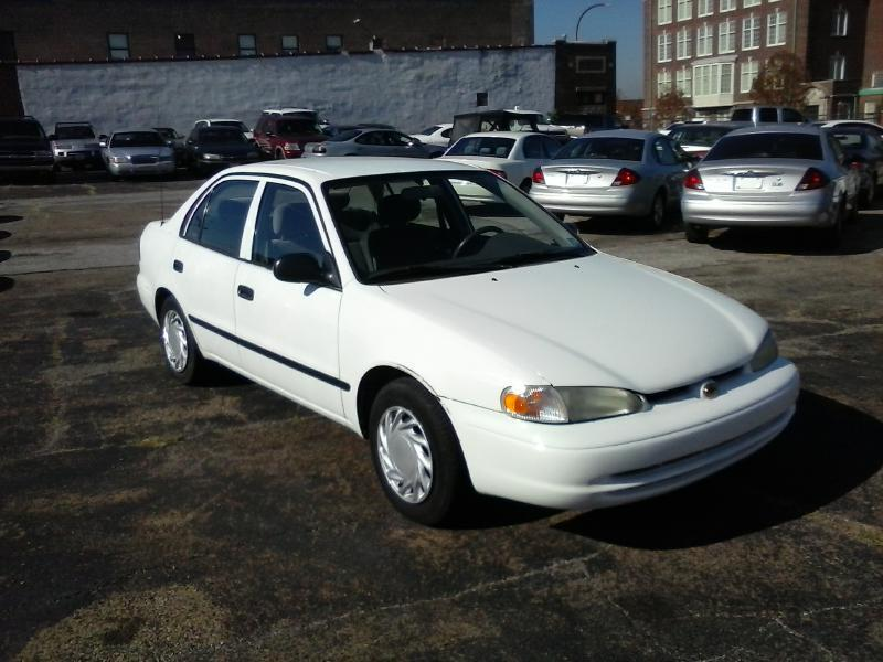1999 Chevrolet Prizm For Sale In Saint Louis  Mo