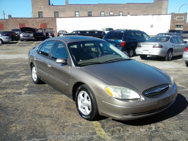 2003 Ford Taurus For Sale In Missouri Carsforsale Com