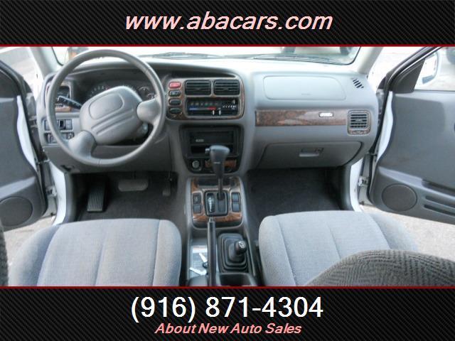 2000 Suzuki Grand Vitara 4dr JLX 4WD SUV - Lincon CA