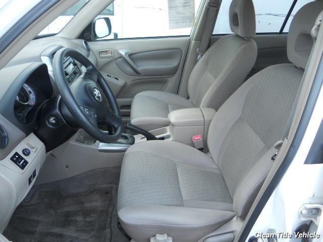 2004 Toyota RAV4 Fwd 4dr SUV - Lincon CA