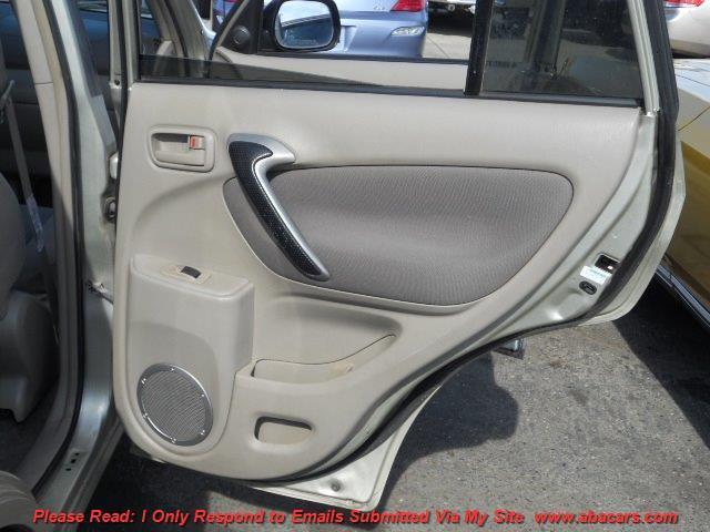 2001 Toyota RAV4 2WD 4dr SUV - Lincon CA