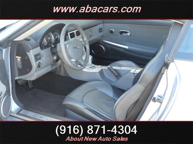 2004 Chrysler Crossfire 2dr Sports Coupe - Lincon CA