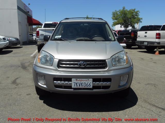 2003 Toyota RAV4 AWD 4dr SUV - Lincon CA