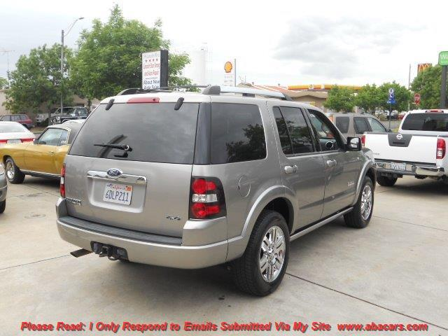 2008 Ford Explorer 4x4 Limited 4dr SUV (V8) - Lincon CA