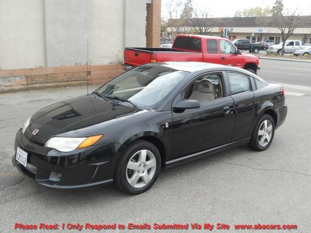 2007 Saturn Ion 3 4dr Coupe 5M - Lincon CA