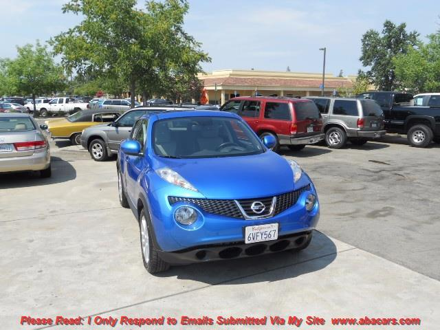 2012 Nissan JUKE AWD SV 4dr Crossover - Lincon CA