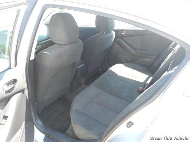 2012 Nissan Altima 2.5 S 4dr Sedan - Lincon CA