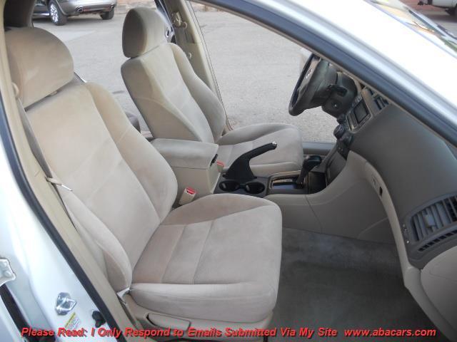 2007 Honda Accord Value Package 4dr Sedan (2.4L I4 5A) - Lincon CA