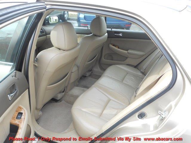 2003 Honda Accord EX V-6 4dr Sedan - Lincon CA
