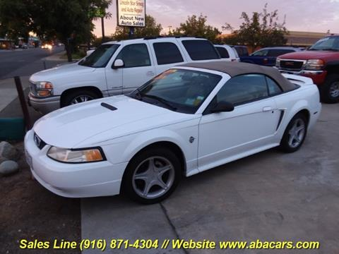 1999 Ford Mustang For Sale Carsforsale Com