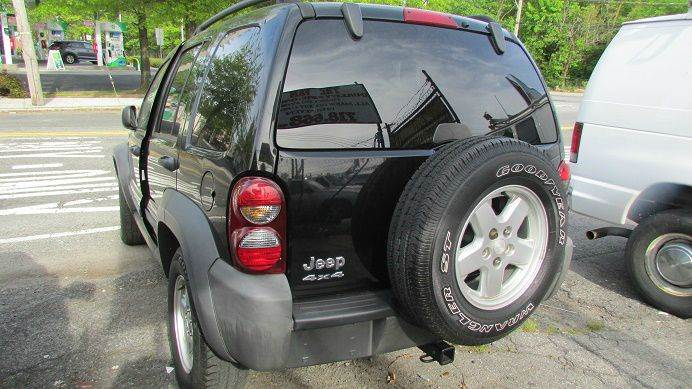 2007 Jeep Liberty Sport 4dr SUV 4WD - Staten Island NY