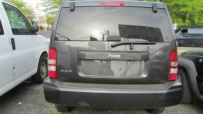 2010 Jeep Liberty 4x4 Sport 4dr SUV - Staten Island NY