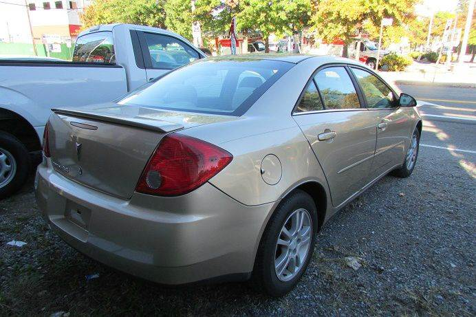 2006 Pontiac G6 4dr Sedan w/I4 - Staten Island NY