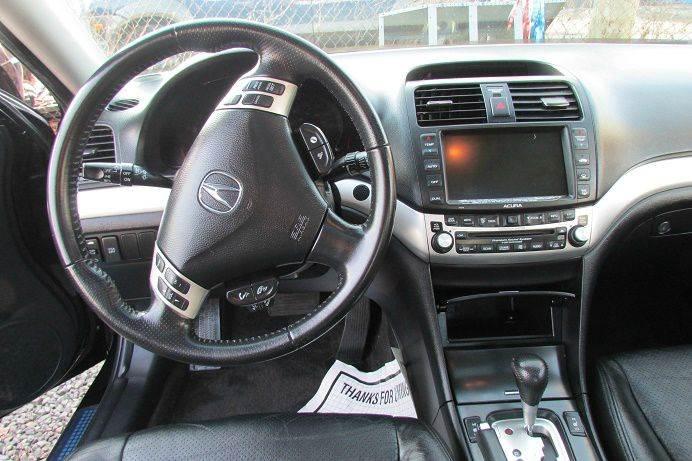 2008 Acura TSX 4dr Sedan 5A w/Navigation - Staten Island NY