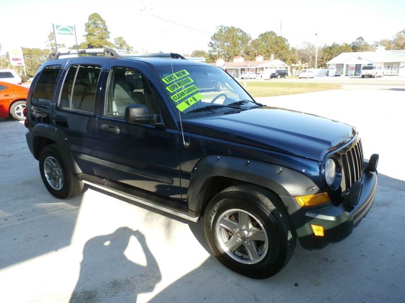 2006 Jeep Liberty Renegade 4dr Suv In Hardeeville Sc