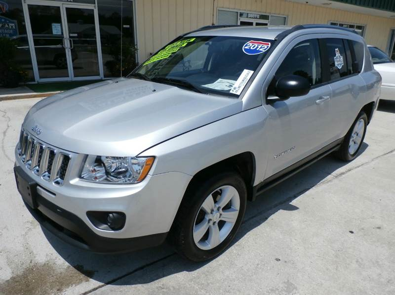 2012 Jeep Compass Sport 4dr Suv In Hardeeville Sc
