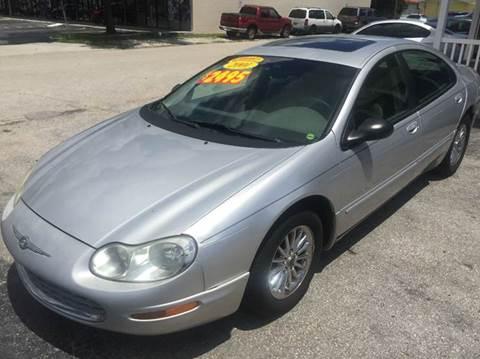 2001 Chrysler Concorde for sale in Pinellas Park, FL