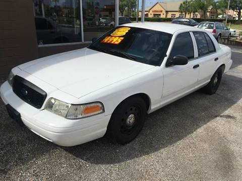 2009 Ford Crown Victoria for sale in Pinellas Park, FL