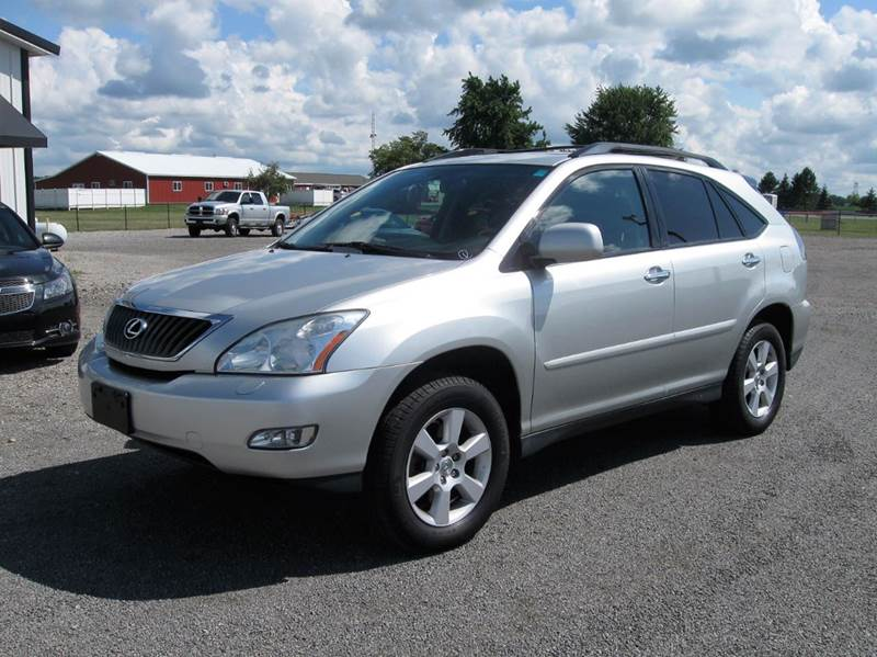 2008 lexus rx 350 awd 4dr suv in huntsville oh country auto. Black Bedroom Furniture Sets. Home Design Ideas